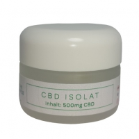 Breathe Organics Premium CBD Isolat 500mg
