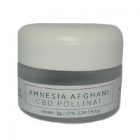 Breathe Organics Premium CBD Pollinat Amnesia Afghani 2g