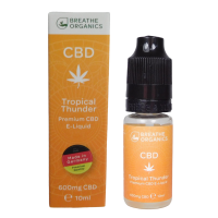 Breathe Organics Tropical Thunder 100/300/600mg