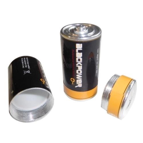 Hideaway Can Battery R20 (Mono D)