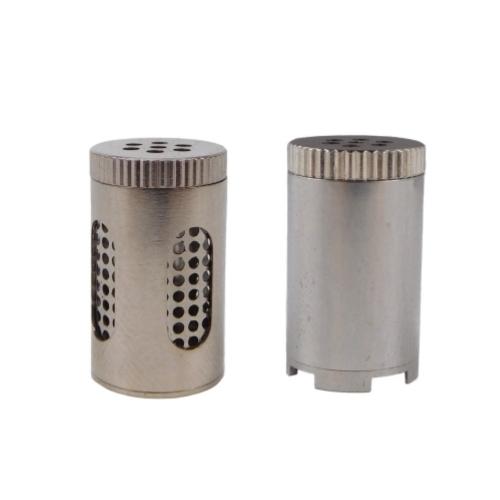 FocusVape Dry Herb and Liquid Steel Pod Set (2 capsules)
