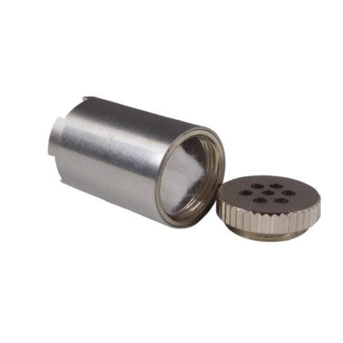 Liquid Steel Pod (Capsule for oils, concentrates and liquids)