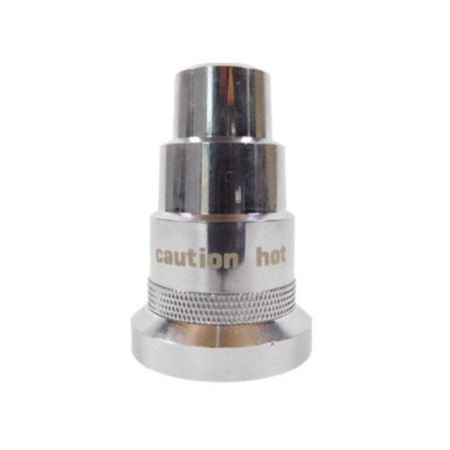 Water Filter Adapter made of stainless steel for FlowerMate Aura