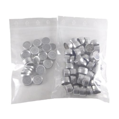 Dosing Capsules 40 Set for Herbs, Oils and Liquids