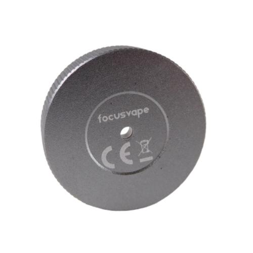 FocusVape Pro S - Cap in Gun Metal
