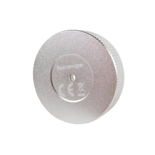 FocusVape Pro S - Cap in *Silver*