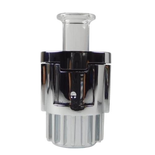 Ghost MV1 Vaporizer in *Nickel*