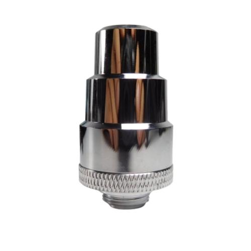 Waterfilter Adapter (Stainless Steel) for FENiX 2.0, Focusvape Pro S & Flowermate Mini Pro