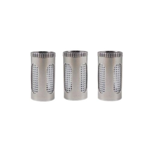 FlowerMate Dry Herb Steel Pod (3 pcs.) (Capsule for Herbs)