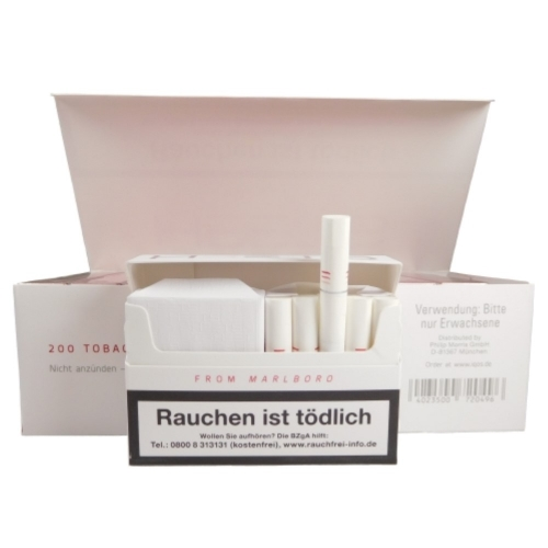 Marlboro HEETS *Amber Label* (Box of 20 sticks)