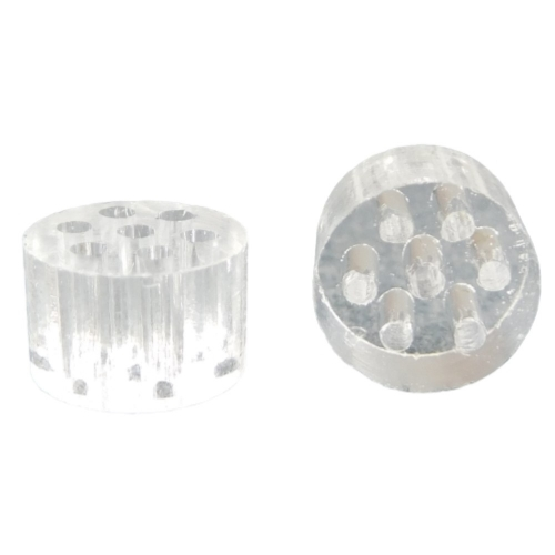 Glass Spacers (2 pcs.) for Conduction Vaporizers