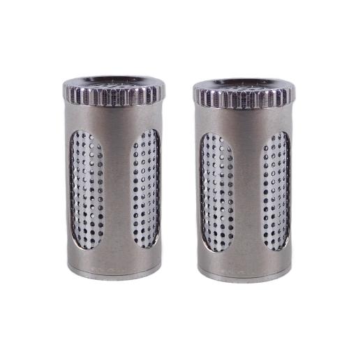 FlowerMate Dry Herb Steel Pod (2 pcs.) (Capsule for Herbs)