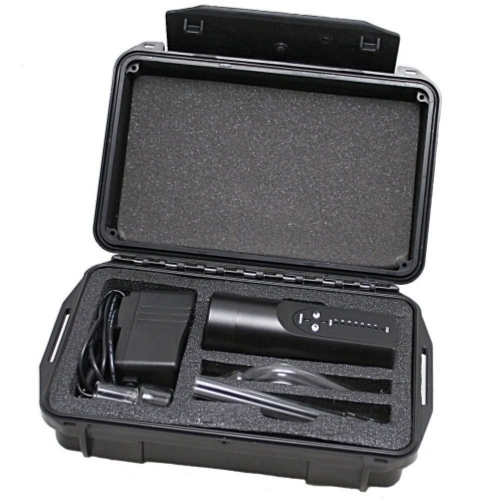 Vape Case - Transport Case for Arizer Solo Vaporizer (one layer)