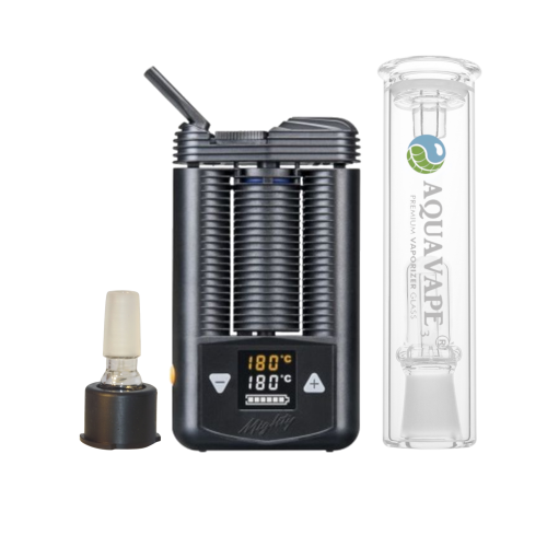 Mighty Complete Set + Aquavape³ bubbler & 14mm adapter