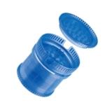 FlowerMate LoadX Dry Grinder (Blue) incl. 2 steel pods