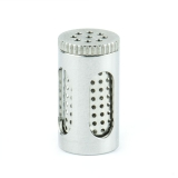 Dry Herb Steel Pod (Capsule for Herbs)