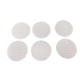 Crafty / Mighty Sieve Set (6piece) Ø 15 mm (coarse)