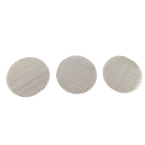 Sieve Set Ø 20 mm Set of 3 stainless steel wire mesh