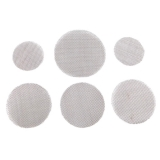 Sieve Set Ø 15/20 / 25mm Set of 6 wire mesh
