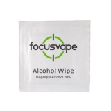 FocusVape alcohol cleaning cloth