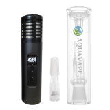Arizer Air 2 - Carbon Black  AquaVape³ Set