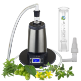 Arizer V-Tower 5.0 - Set 3: AquaVape³ Set + Herb Package BIO latest version