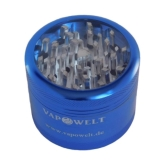 Alu Grinder with Window (50 mm) *Blue*