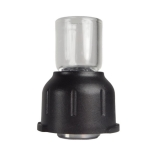 Glass mouthpiece for Boundless CFV / FlowerMate Swift Pro