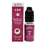 Breathe Organics 10ml Blueberry Kush OG (30mg)