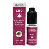 Breathe Organics 10ml Blueberry Kush OG (30mg)