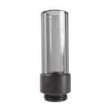Mouthpiece for FlowerMate V5.0 NANO (Glass, Black)