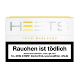 Marlboro HEETS *Yellow Label* (Box of 20 sticks)