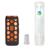 DaVinci MIQRO Vaporizer *Rust**Red* Explorers Collection in the AquaVape³ Set