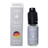 Breathe Organics 10ml Super Silver Haze (300mg)