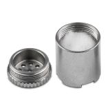 WOLKENKRAFT FX MINI Steel Pod capsule for Oils, Liquids