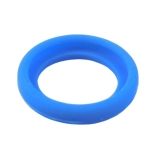 WOLKENKRAFT FX Plus Chamber Connection Seal / Silicone Ring for Mouthpiece in Blue