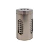 WOLKENKRAFT Buddy Dry Herb Steel Pod (Capsule for Herbs)