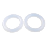 FocusVape Sealing Ring Set (2 pcs) for Focus Bubbler thin (2 mm)